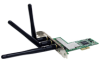 StarTech.com PCI Express 802.11N 300 Mbps Wireless Network.. -- PEX300WN2X3