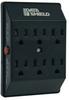 6-Outlet, Direct Plug-In, 540 Joules - Surge Suppressor (Black) -- SK6-0B