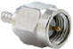 SMA Male Connector With RG174 Cable End Crimp -- CONSMA007