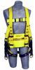 DBI-SALA Yellow XL Polyester Tongue Buckle Belt - Derrick Belt - 648250-16551 -- 648250-16551