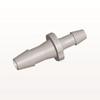 Straight Reducer Connector, Barbed, Natural -- HSR86 -Image