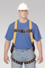 Titan Full Body Harnesses - Tongue buckle leg straps, side D-rings for positioning > UOM - Each -- T4507/UAK -- View Larger Image