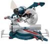 BOSCH 10 In. Dual Bevel Slide Miter Saw -- Model# 4310
