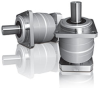 ABLE VRAS Series -- MODEL INLINE PLANETARY GEARHEADS, LOW BACKLASH