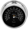 Criterion with 3-Sensors (Air/Water/Water), Chrome case, Black dial