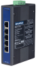 5-port Unmanaged Industrial Ethernet Switch w/ Wide Temp -- EKI-2525I-AE