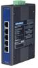 5-port Unmanaged Industrial Ethernet Switch w/ Wide Temp -- EKI-2525I-AE