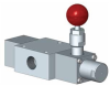 Pilot Operated Reverse Latch Lock Manual Reset Spool Valves, 1600 Series -Image