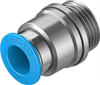 QS-G3/8-10-I Push-in fitting -- 186113 -Image