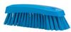 scrub brush w/stiff bristle blue -- 61987
