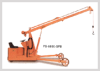 Port-O-Giant Hydraulic Floor Crane -- PG-6000