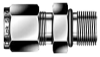 Dk-Lok® SAE Male Connector -- DMCS 10-10U