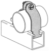 Pipe Clamp -- S2307ACP