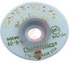 Chemical, Desoldering Braid, No Clean, 5 Foot Bobbin, .080 Inch/1.9 Mm Green -- 70206156