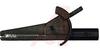 1000V LARGE CROCODILE CLIP - BLACK UL/CSA -- 70062308 - Image