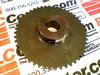 SPROCKET STEEL 48T 1IN-BORE SINGLE ROLLER CHAIN 35 -- 35B48F1