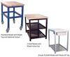 Shop Stands -- HS212A60-WH -Image