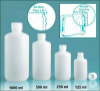 Plastic Laboratory Bottles -- 209169