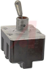 Switch, Toggle, 4 Pole, 2 Position, Screw Terminal, Mil Spec P/N MS24525-23 -- 70120190