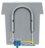 Hubbell Painted Aluminum Low Voltage Divider -- FRBR1