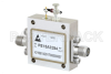 2.5 dB NF, 10 dBm P1dB, 6 GHz to 18 GHz, Low Noise Broadband Amplifier, 30 dB Gain, SMA -- PE15A3294 -Image