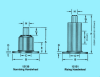 Male Valve Couplings -- 12130-501 - Image