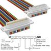 D-Sub Cables -- M7VWK-2510R-ND -Image