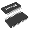 10-Bit, +3.3V, 210/130MSPS, CommLink™ High Speed D/A Converter -- ISL5761/2IAZ - Image