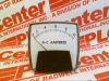 ANALOG PANEL METER; METER FUNCTION:AC AMPS; METER RANGE:0A TO 10A; SCALE LENGTH:73.152MM; METER SIZE/DIMENSIONS:3.5