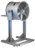 Personnel Floor Axial Fans -- Models PMC & CM