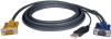 USB (2-in-1) Cable Kit for NetDirector KVM Switch B020-Series and KVM B022-Series, 10-ft. -- P776-010 - Image