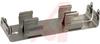 Battery Holder; AA; 0.531/0.565 in. O.D; Aluminum; Screw Mount; 4; Eyelet -- 70182728