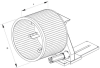 sortimat Birkman™ Rotating Drum Feeder