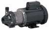 0153-0002-0400 - Chemical-Duty Transfer Pump with Carbon-Filled Kynar Head, 38 GPM max flow -- GO-07190-20 - Image