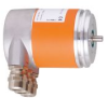 Absolute multiturn encoder with solid shaft -- RM7011 -Image