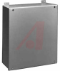 Enclosure; Steel; 10 in.; 5 in.; 12 in.; Wall Mount; Gray; Type 12, 13 -- 70165185 - Image