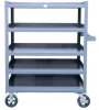 5-Shelf Service Cart -- SC3648-5G