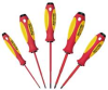 INSULATED SCREWDRIVER SET 5 PIECE -- IBI470171