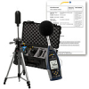 Outdoor Noise Dose Meter Kit -- 5860466
