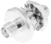 1568 Precision Coaxial Panel Adapter (SMA, DC to 26.5 GHz) -- 1568 - Image