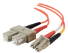 Cables to Go LC/SC LSZH Duplex 62.5/125 Multimode Fiber.. -- 36465