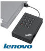 Lenovo ThinkPad USB Secure Hard Drive - 320GB -- 43R2019