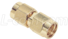 Coaxial Adapter, SMA Male / Male -- BA22