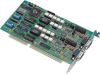 2-port RS-232 Current-loop Communication Card -- PCL-741