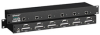 6-Port Dual Access Rackmount ServSwitch CAT5 KVM Extender Hub with Serial -- ACU1006DSRA - Image