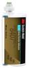 3M Scotch-Weld Metal Bonder Gray Two-Part Base & Accelerator (B/A) Acrylic Adhesive - 490 mL Dual Cartridge - DP8407NS -- 076308-86285