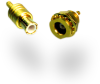 Snap-On Coaxial Connectors -- COELVER VAA Series - Image
