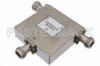 Circulator With 18 dB Isolation From 1 GHz to 2 GHz, 10 Watts And N Female -- PE8410 - Image