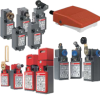 Latch & Manual Reset Limit Switch, Type LS35 -- LS35P41B02-R - Image