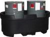 55 Gallon Drum Containment - 2 Drum -- A-OP0055-2DC